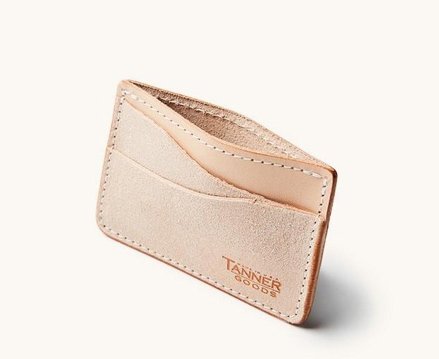 Tanner Goods Roughout Collection at werd.com