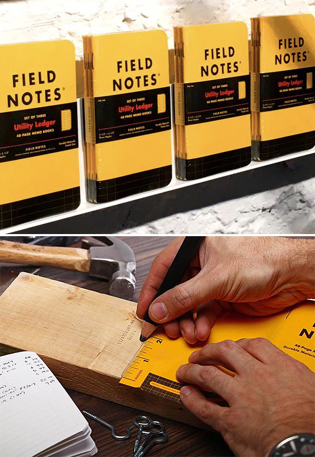 Field Notes Releases the Utility Series for Spring at werd.com