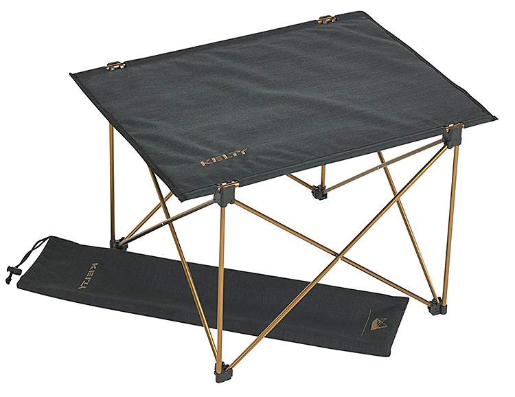 A Packable Camp Side Table You Can Take Everywhere at werd.com