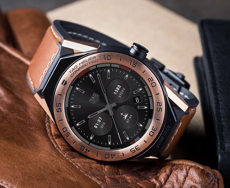 Tag Heuer's Latest Smartwatch is Designed to be Upgradeable for Longer Life at werd.com