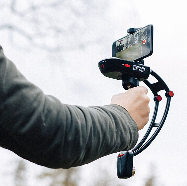 The Volt Smartphone Stabilizer Gives Your Phone Films a Cinematic Upgrade at werd.com