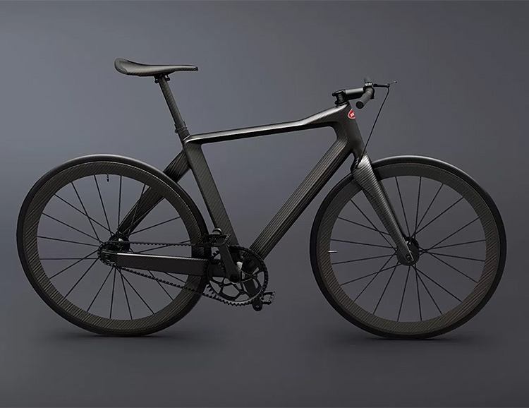 Bugatti & PG Cycles Join Forces to Build the Ultimate Urban Bike at werd.com