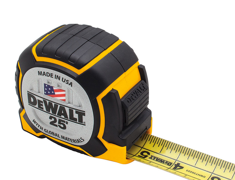Tougher Than Ever: DeWalt Introduces the XP Series Tape Measure at werd.com