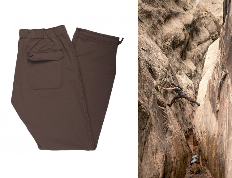 A Lifeproof Pant Built For Everyday Adventures at werd.com