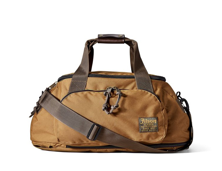 However You Haul It, The Filson Duffle Pack Is Good To Go