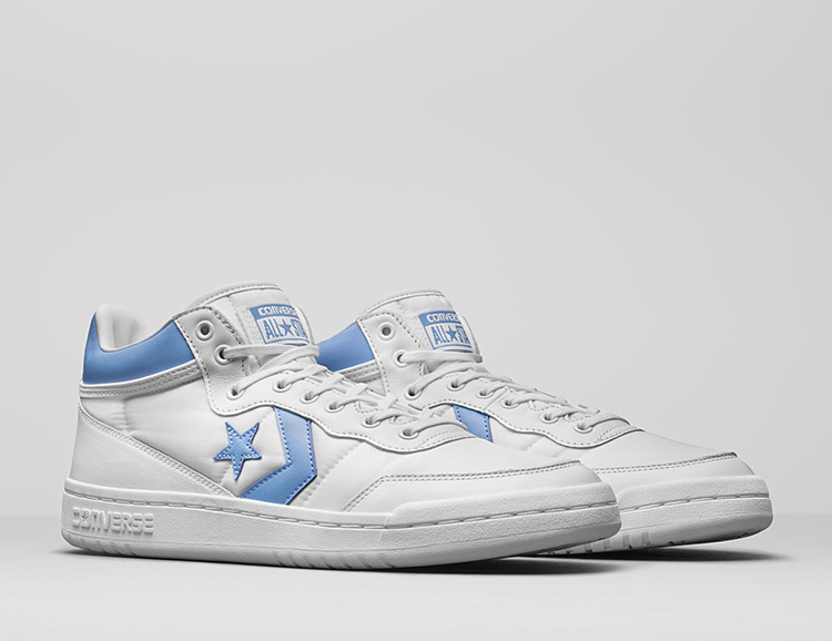 Nike & Converse Team Up for a UNC-Inspired Jordan Collab Release at werd.com