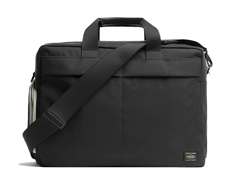 Low-key Luxe: The Wings+Horns x Porter Dispatch Bag at werd.com