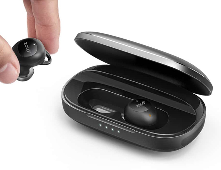 Anker Expands With The Launch Of Zolo Liberty+ Wireless Earbuds at werd.com