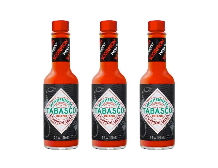Tabasco Scorpion Sauce: Feel The Burn at werd.com