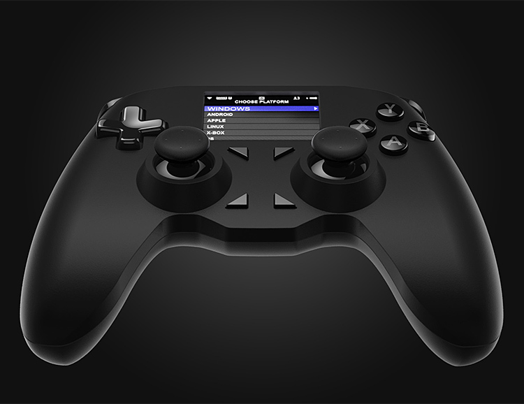The All Controller Universal Gamepad Does It All at werd.com