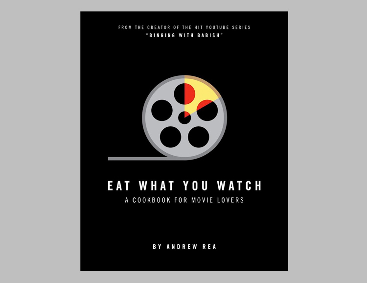 Eat What You Watch: A Cookbook for Movie Lovers at werd.com