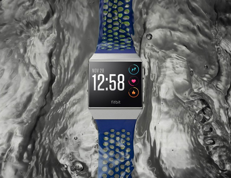 Fitbit Introduces The Ionic Smart Watch at werd.com
