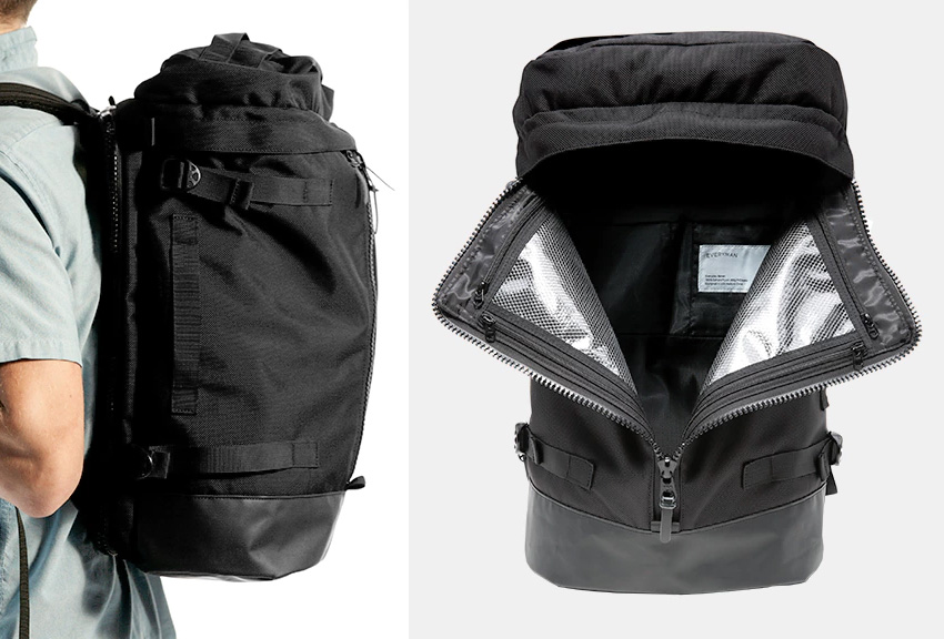 When You Need Rugged & Versatile: The Hideout Pack at werd.com