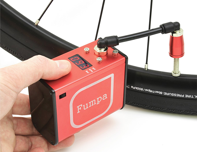 Fumpa Bike Pumps Deliver Effortless Inflation at werd.com