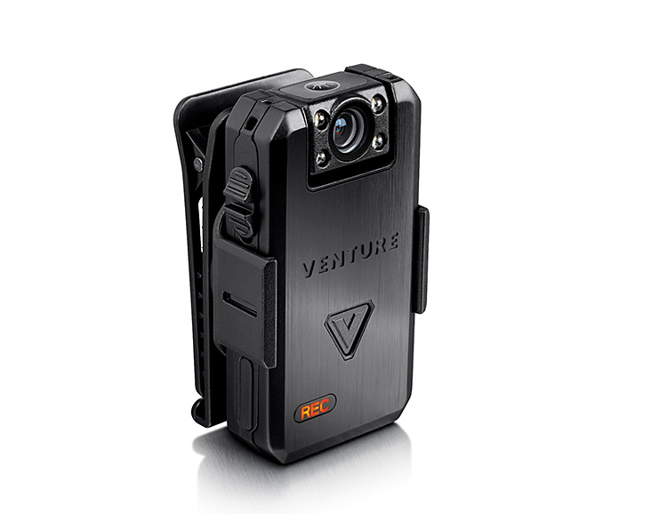 Wolfcom Introduces the Venture Civilian Body Camera at werd.com