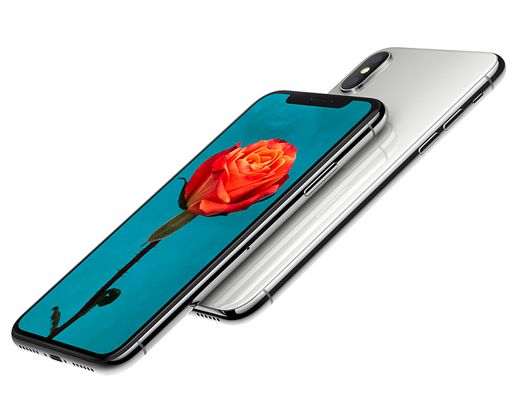 Apple iPhone X at werd.com