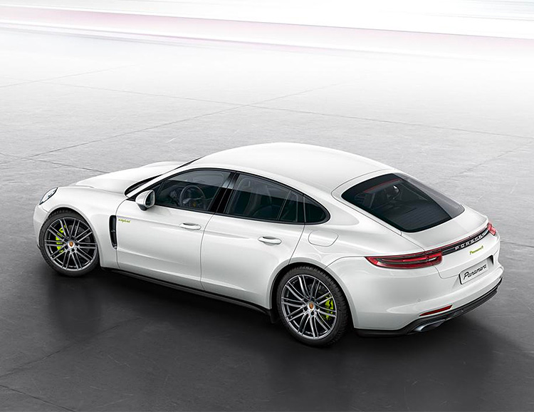 Porsche Unveils a Wicked Wagon: The 2018 Panamera Turbo S E-Hybrid Sport Turismo at werd.com