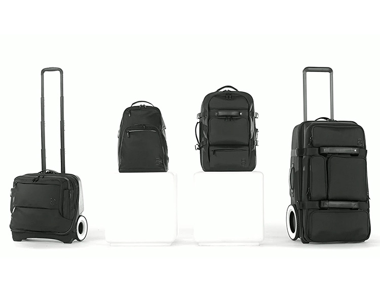 G-RO Bags are Built for the Modern Commuter & Traveler at werd.com