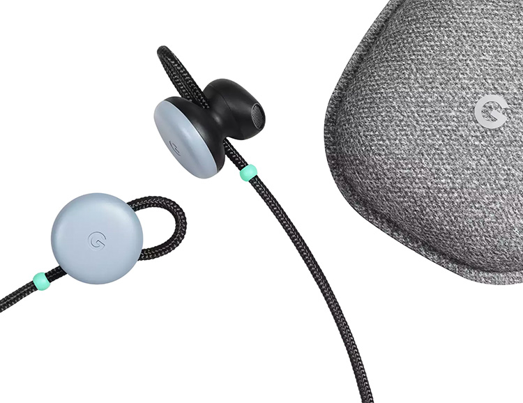 Google Introduces Pixel Buds, Their First Wireless Headphones at werd.com