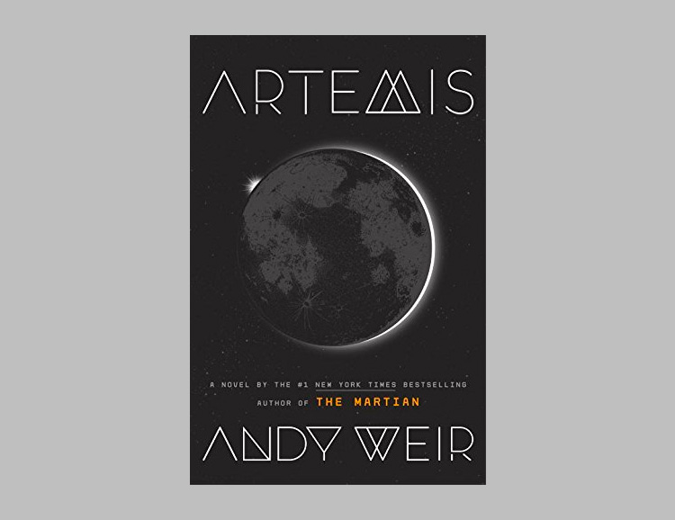 Author of <i>The Martian</i>, Andy Weir Returns with a Moon-Based Thriller in <i>Artemis</i> at werd.com