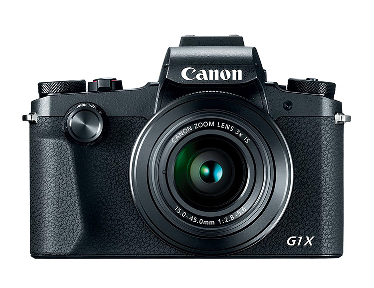 With the G1 X Mark III, Canon Brings a Big Sensor to its Compact PowerShot Line at werd.com