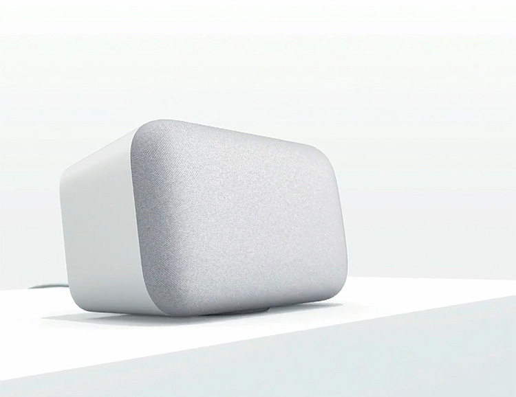 Google Home Has Two New Smart Speakers: Mini & Max at werd.com