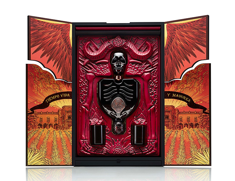Patrón Tequila Drops a Special Edition Just In Time For Halloween at werd.com