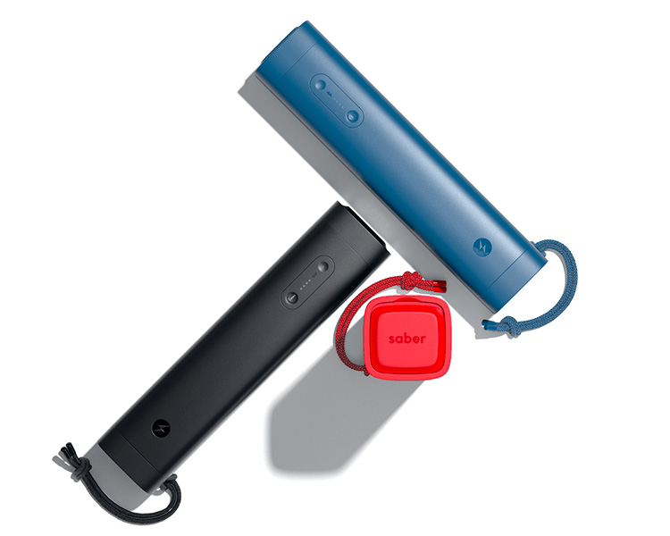 The Saber Backup Battery Keeps You Fully Charged For Days at werd.com