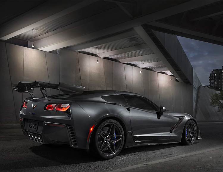 The 2019 ZR1 is the Fastest Factory Corvette Yet at werd.com