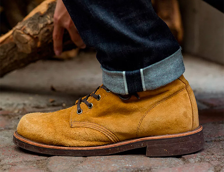 The Chippewa Service Boot is a Genuine American Classic at werd.com