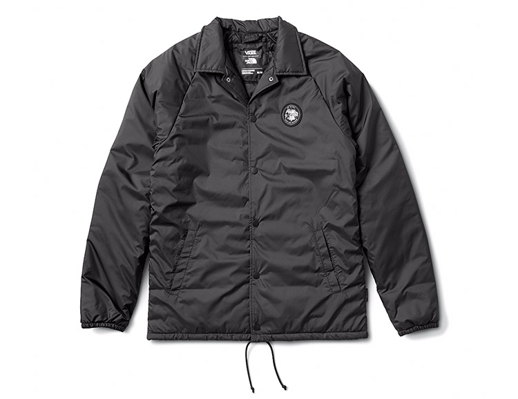 Vans and The North Face Made a Jacket Together at werd.com