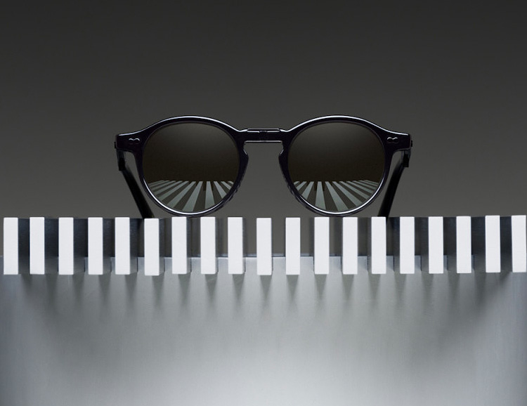 Stylish & Stealth: the Wings+Horns x Moscot Sunglasses at werd.com