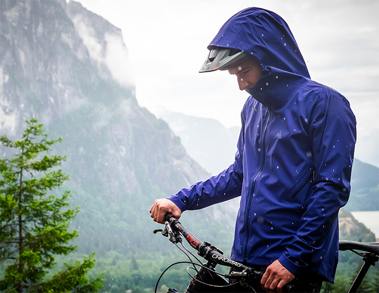 The Guardian Jacket from 7Mesh is Your Shelter From the Storm at werd.com