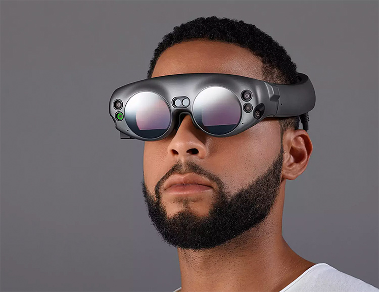 The Magic Leap One AR Headset Has Finally Arrived at werd.com