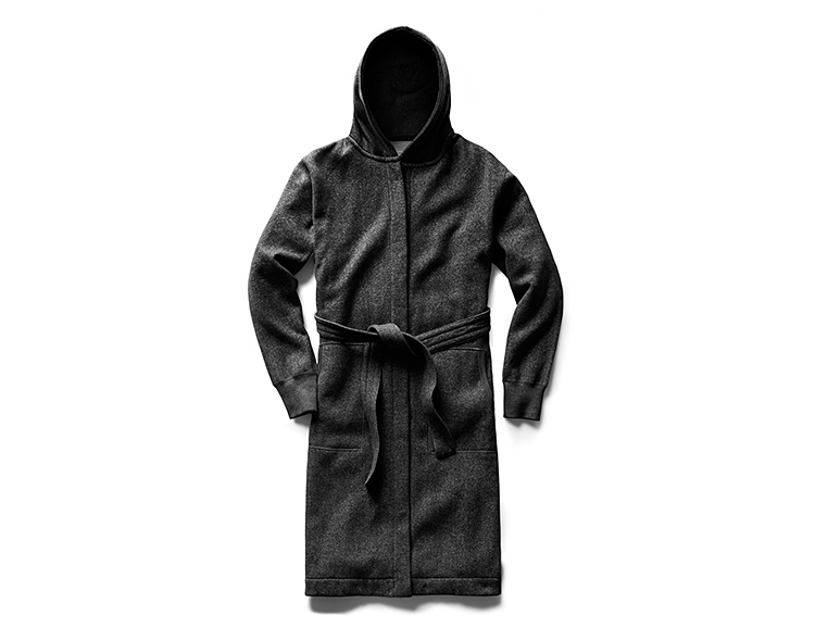 Fight For Your Right To Chill in This Robe from Reigning Champ at werd.com