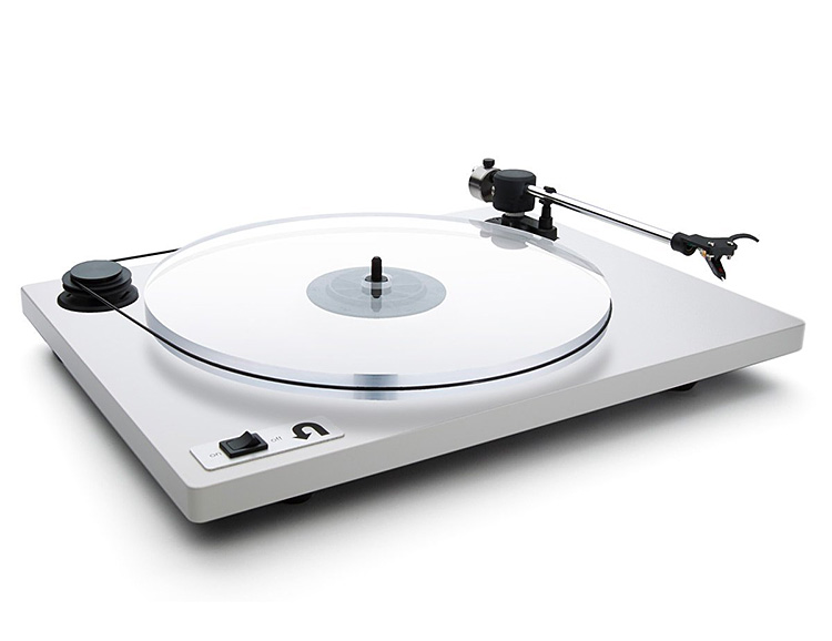 U-Turn Audio's Orbit Turntables Sound as Good as They Look at werd.com