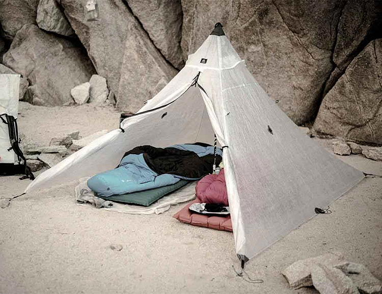 This 2-Person Tent is a Lot Lighter Than Yours at werd.com