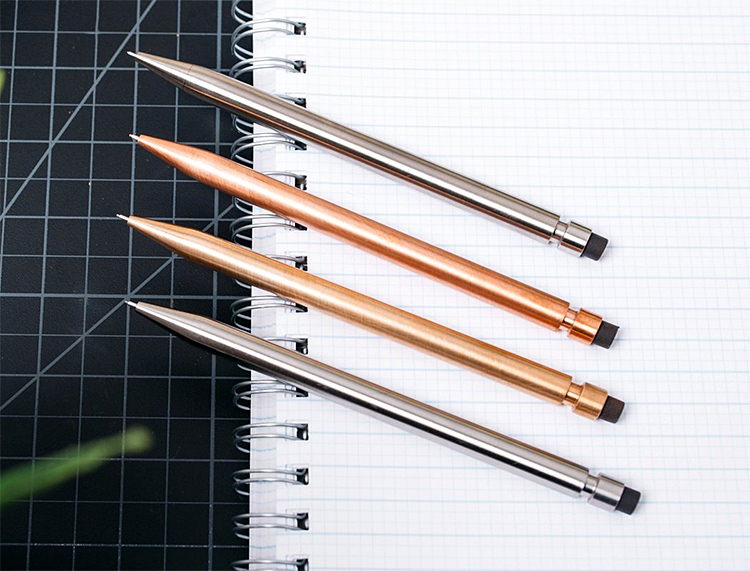 If There's Such Thing as a Luxury Pencil, This Is It at werd.com
