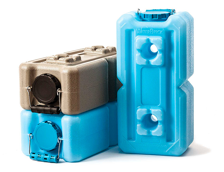 Stack Your Backup Water Supply with Waterbricks at werd.com