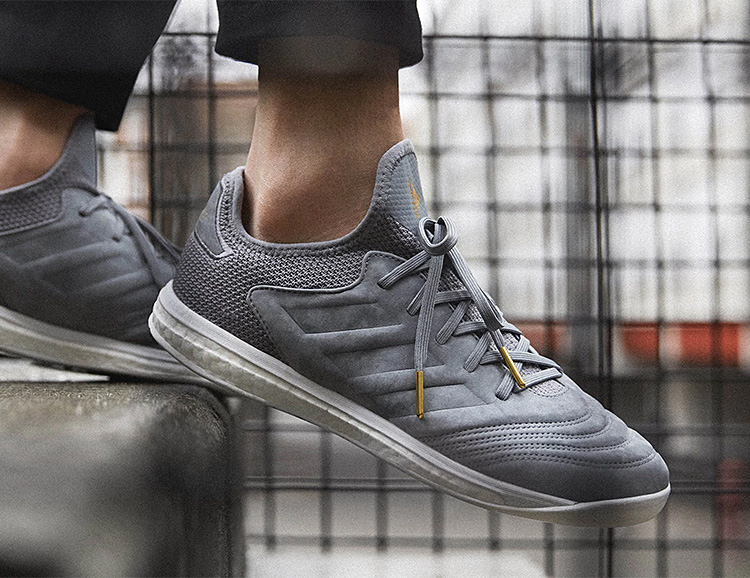 Adidas Gives a Boost To The Copa 18+ TR Premium at werd.com