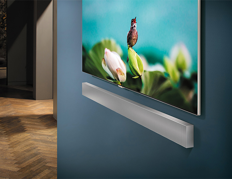 Samsung to Unveil Slimmer, More Powerful Soundbar at CES at werd.com