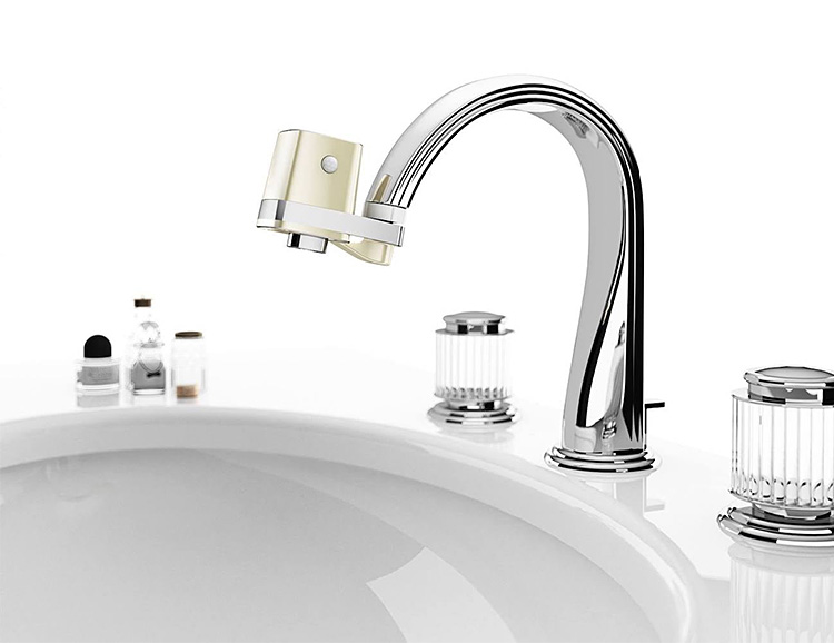 Autowater Turns Any Faucet Into a Touchless Faucet at werd.com