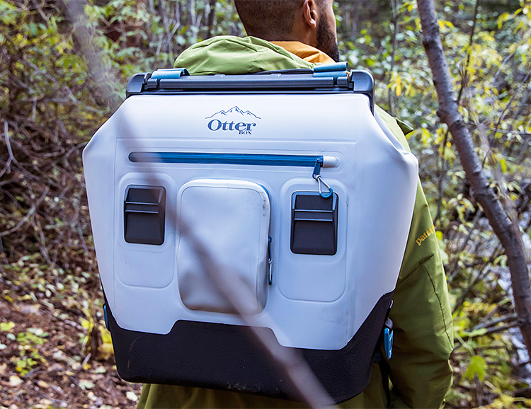 OtterBox Jumps Into the Cooler Game with Soft-Sided Trooper Series at werd.com
