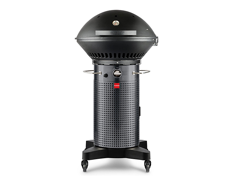 The Fuego Grill Looks As Good As It Cooks at werd.com