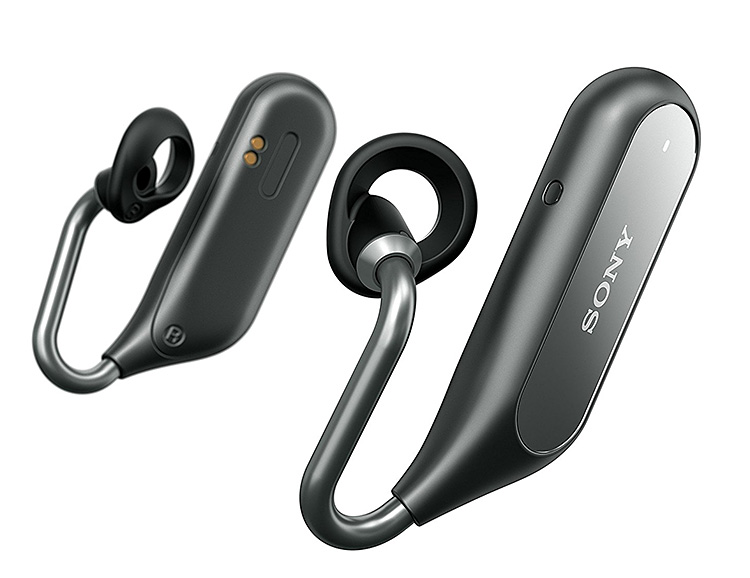 Hear Your Music & The World With Xperia Ear Duo at werd.com