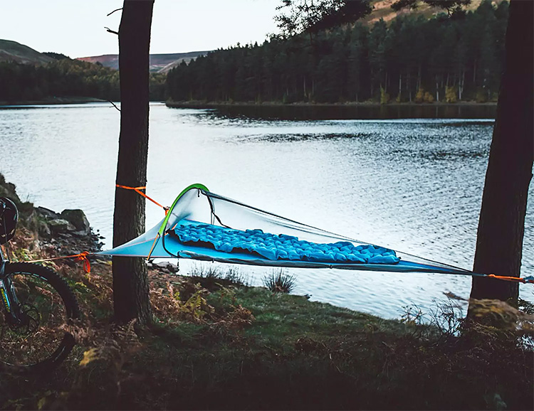 Tentsile Now Has a Tree Tent for You Solo Campers at werd.com