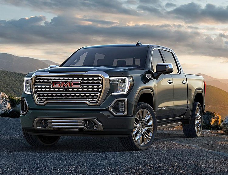 GMC Introduces Next-Gen 2019 Sierra Denali at werd.com
