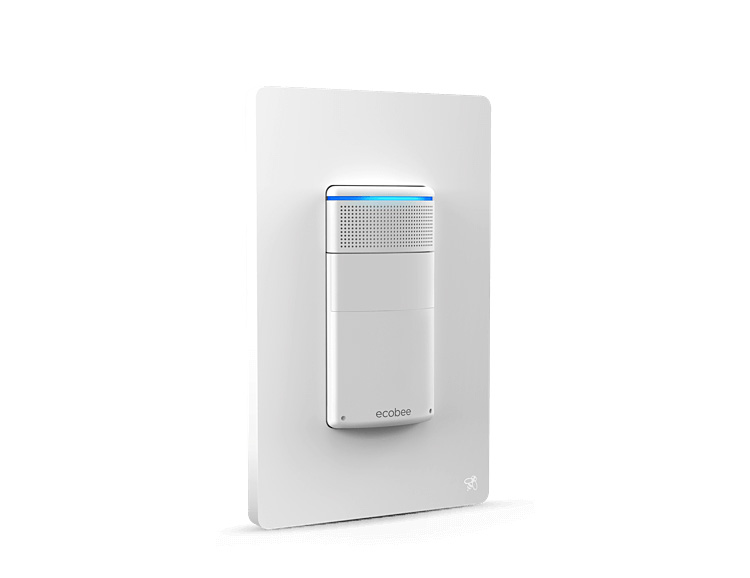 ecobee Releases a Hands-Free Smart Light Switch with Amazon Alexa at werd.com
