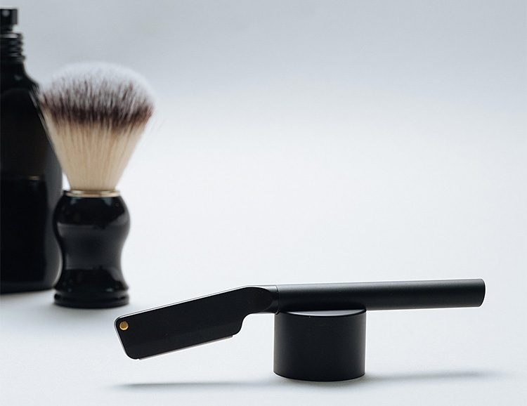 A Closer Shave: The Angle Razor at werd.com