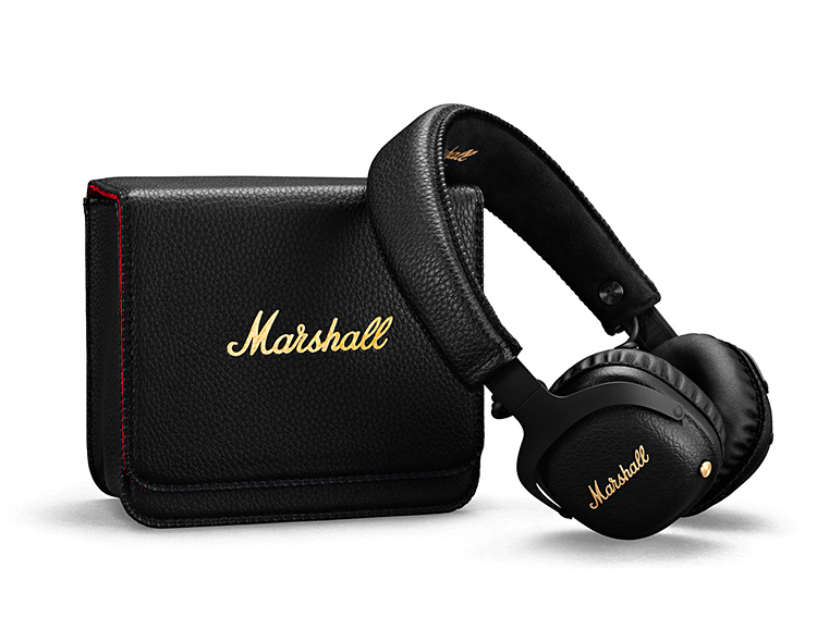 Marshall Introduces Its First Noise Cancelling Headphones at werd.com